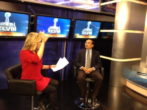 Prof. Biswas on Fox 3